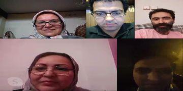 برگزاری آنلاین شورای استان فارس حزب با حضور معاون استانها